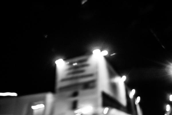 Blurry by derrymaine