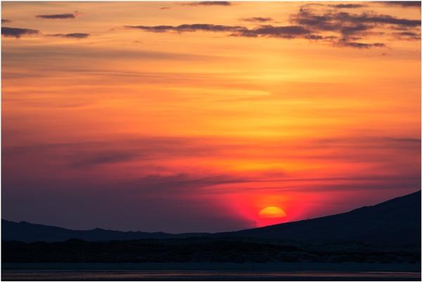 Vanishing Sun... by Scottishlandscapes