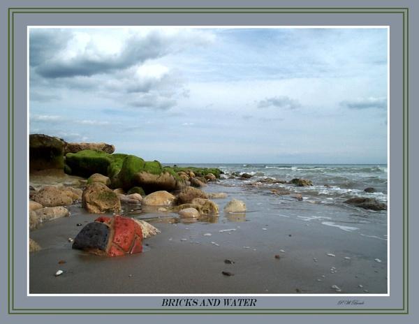 Bricks and Water by Patwen