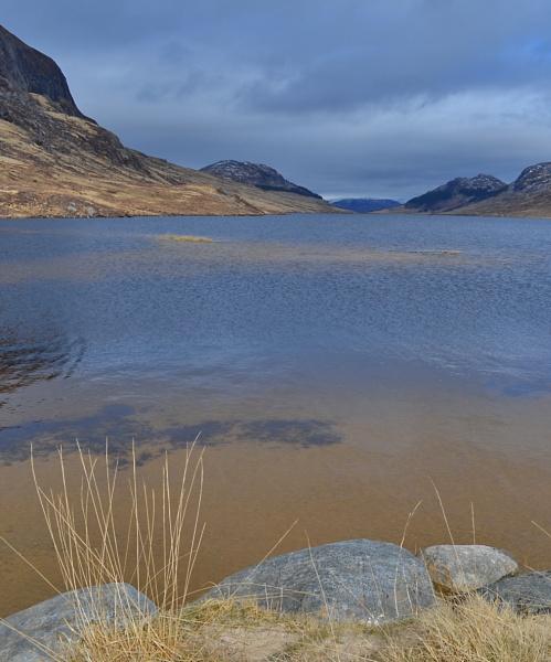 Lochan na h'Earba, Glen Spean, Highland