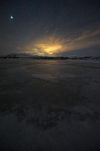 Reykjavík Reflecting by JohnnyGraham
