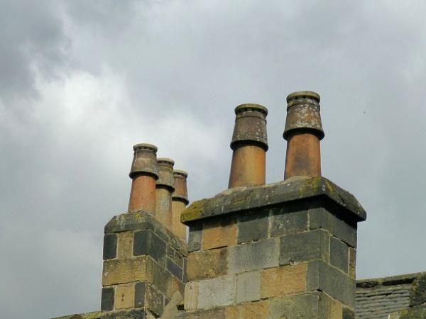 Glasgow Chimney Pots by Joline