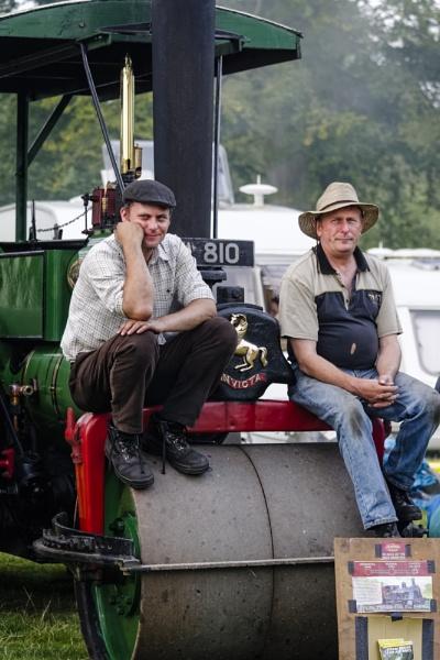 Break (Cheshire Steam Fair)