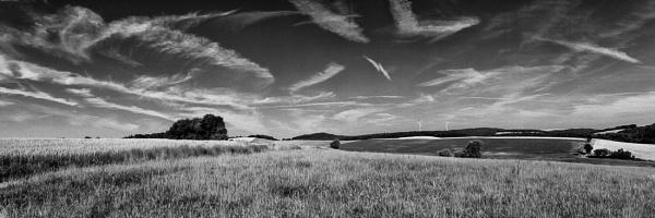 Summer hills of Rehweiler by mlseawell