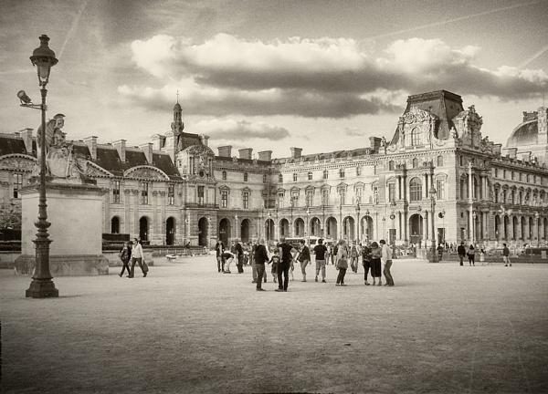 Memories of Paris by atenytom