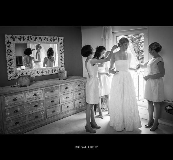 Bridal Light by celestun