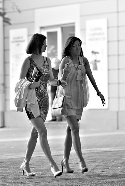 Women in their world by jovanovic