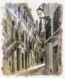 Frigiliana - Spanish village