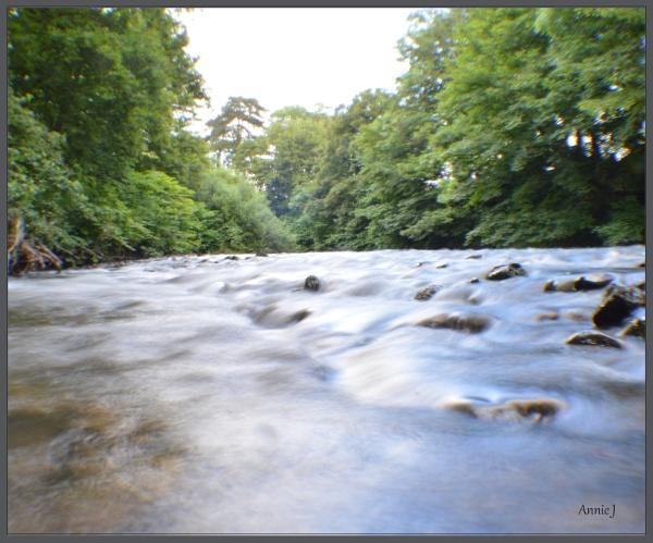 A River runs through by AnnMarieJ