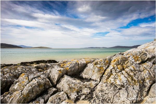 Across Luskentyre... by Scottishlandscapes