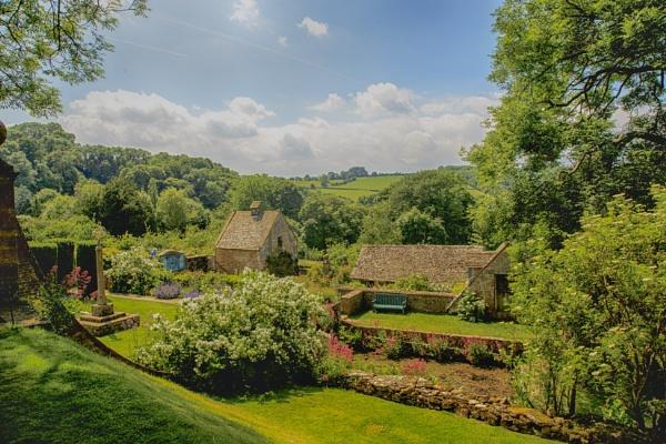 A English Garden by msa01uk