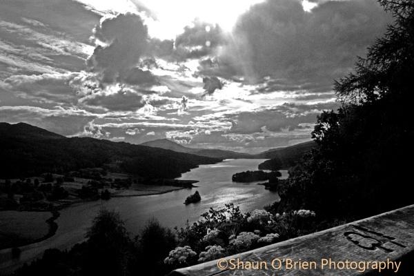 Queens View, Loch Tummel by ladaman98