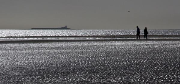 Beach combing by rambler