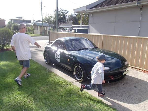 Le Mans  Start by portholepaul