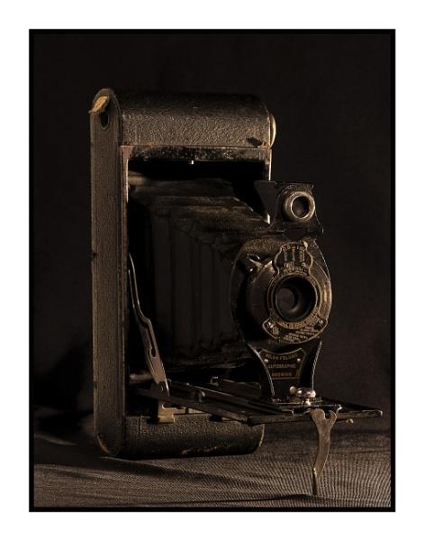 Kodak Older Canera by jimkon