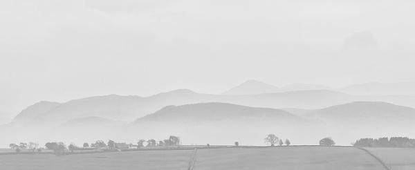 Bassenthwaite Backdrop by Esge