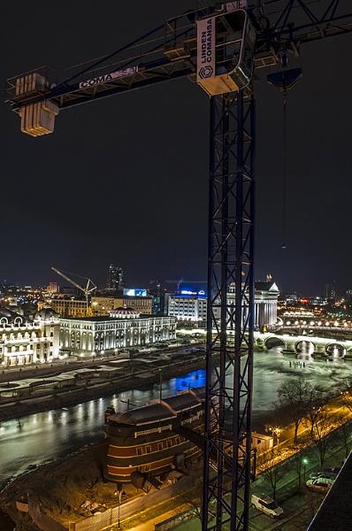 crane by darkocv