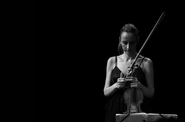 Violinist by jovanovic