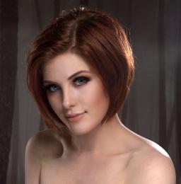 Red haired model - v2