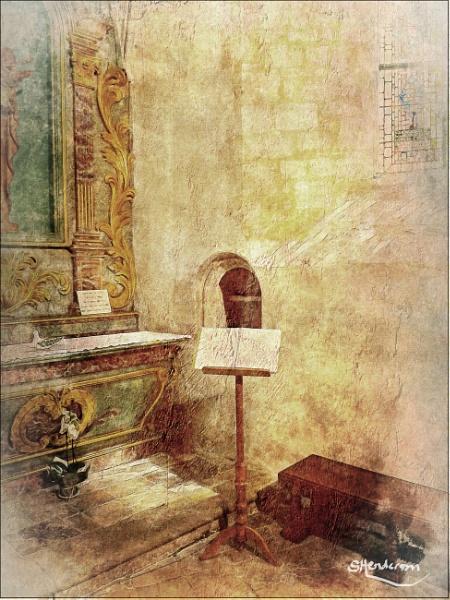 Church Interior by Stuart1956