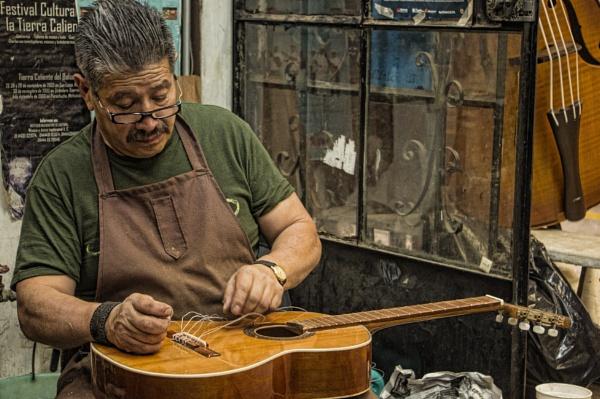 Guitar craftsman by Armando21