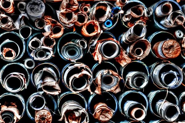 Woven Wire Mesh Rolls by bobbinio