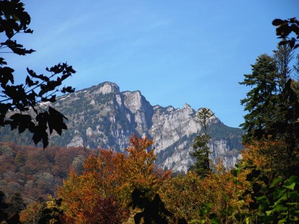 Sinaia: Bucegi Mountains by gss