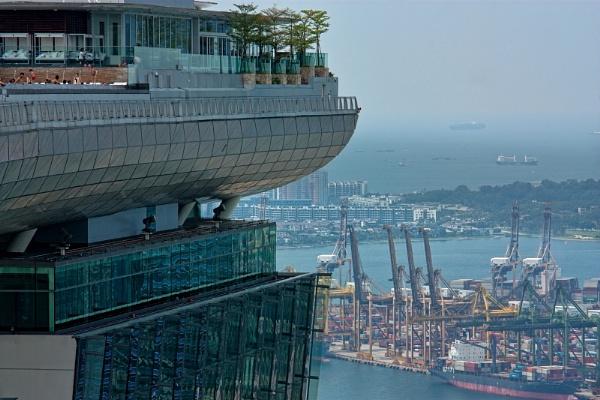 Singapore by oddlegs