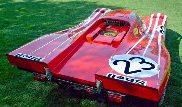 1970 Le Mans winning Porsche 917K by Theredman