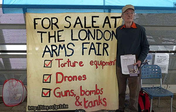 The London Arms Fair by kombizz