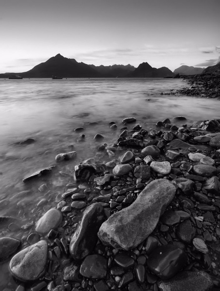 elgol shore by davidcollins