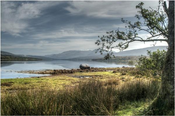 Loch Arkaig by Desb