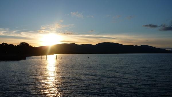 Bonny Scottish Sunset