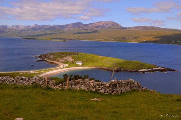 Scottish Highlands by linda68