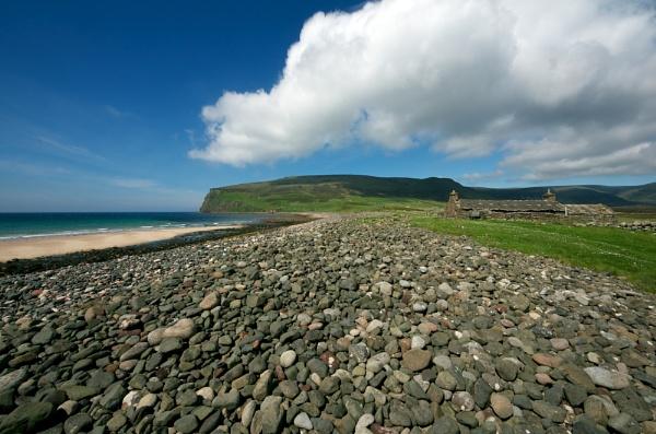 Rackwick Bay, Hoy, Orkney by saltholme
