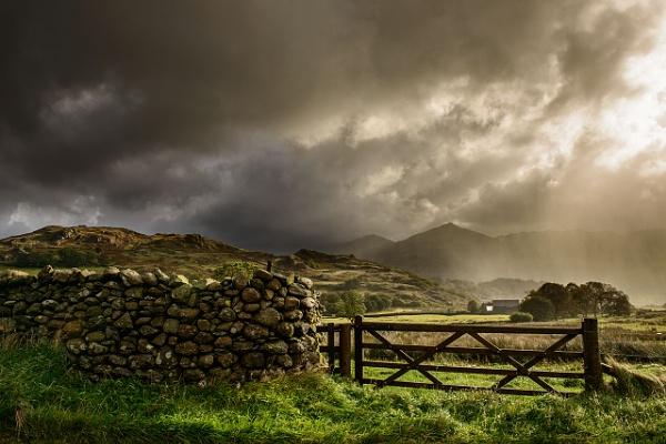 Rain in the Duddon by robs