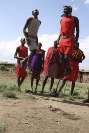 Maasai Aerobics