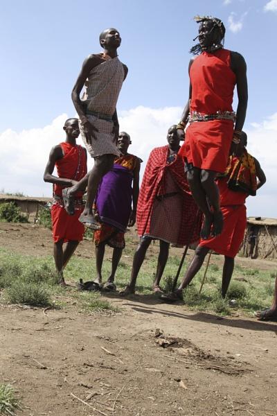 Maasai Aerobics by SisterPinkie