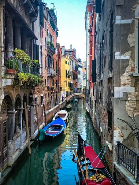 Venice canal by Jazzyjack