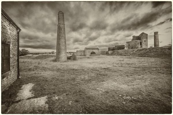 Abandoned mine. by Mactogo