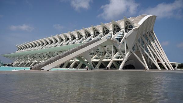 Museum of Sciences Príncipe Felipe - Valencia by Barr1e