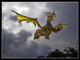 Light Of The Plastic dragon
