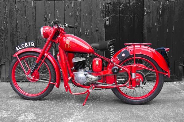 Clive\'s Bike by Gavin_Duxbury