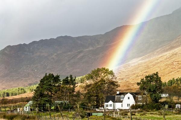 Rainbow\'s End by ajhollingbery