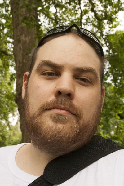 Portrait of Rob by lj090876