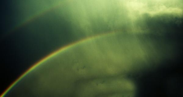 Rainbow s and Rain by tyronet2000