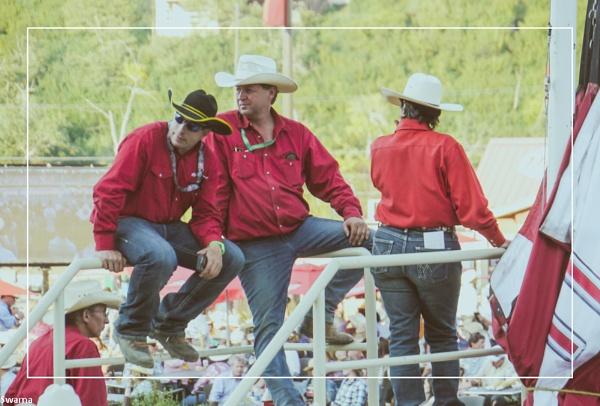 Cowboys - Calgary Stampede 2014 by Swarnadip