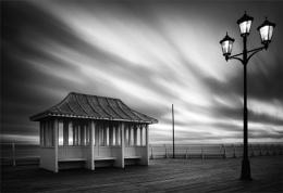 Last Light at Cromer, Norfolk
