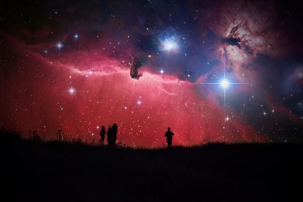 Meeting universe by iRIN382