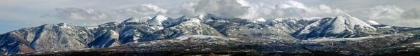 La Salle Mountains by griz11
